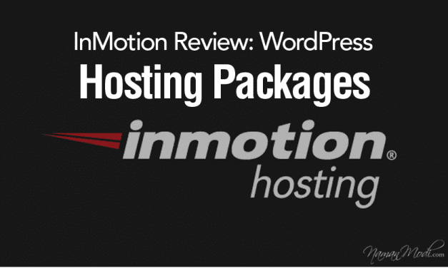 InMotion Review: WordPress Hosting Packages