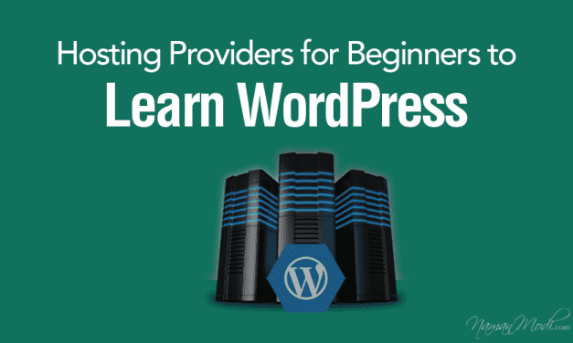 Top 4 Free Hosting Providers for Beginners to Learn WordPress