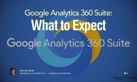 Google Analytics 360 Suite-What to Expect