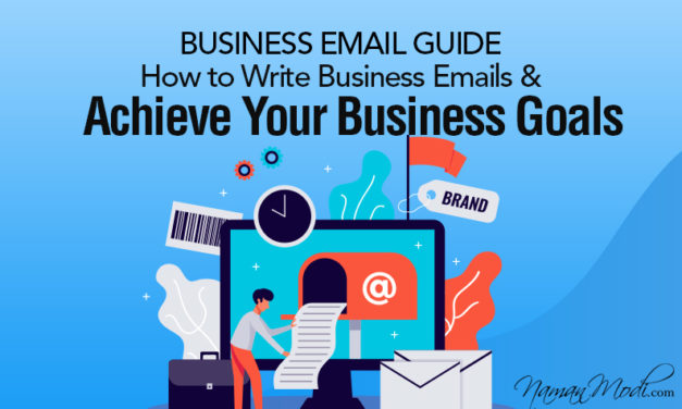 Business Email Guide: How to Write Business Emails & Achieve Your Business Goals